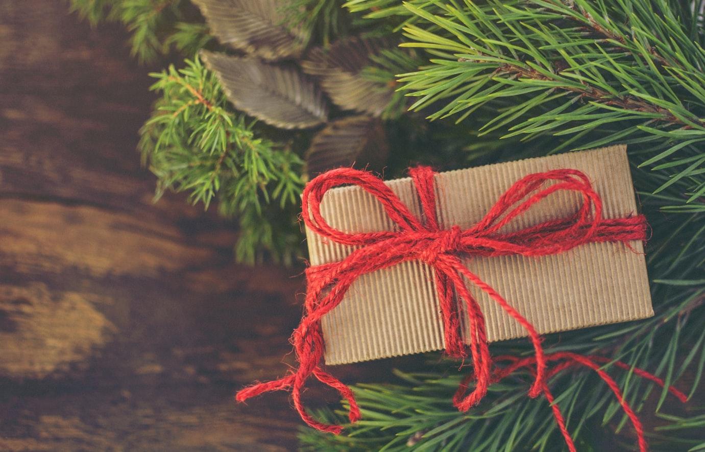 Christmas waste