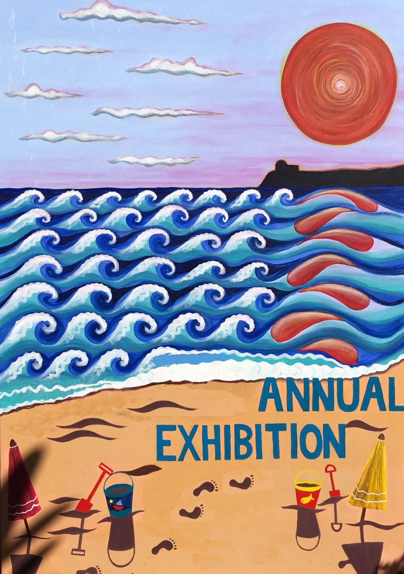Art exhibition banner image