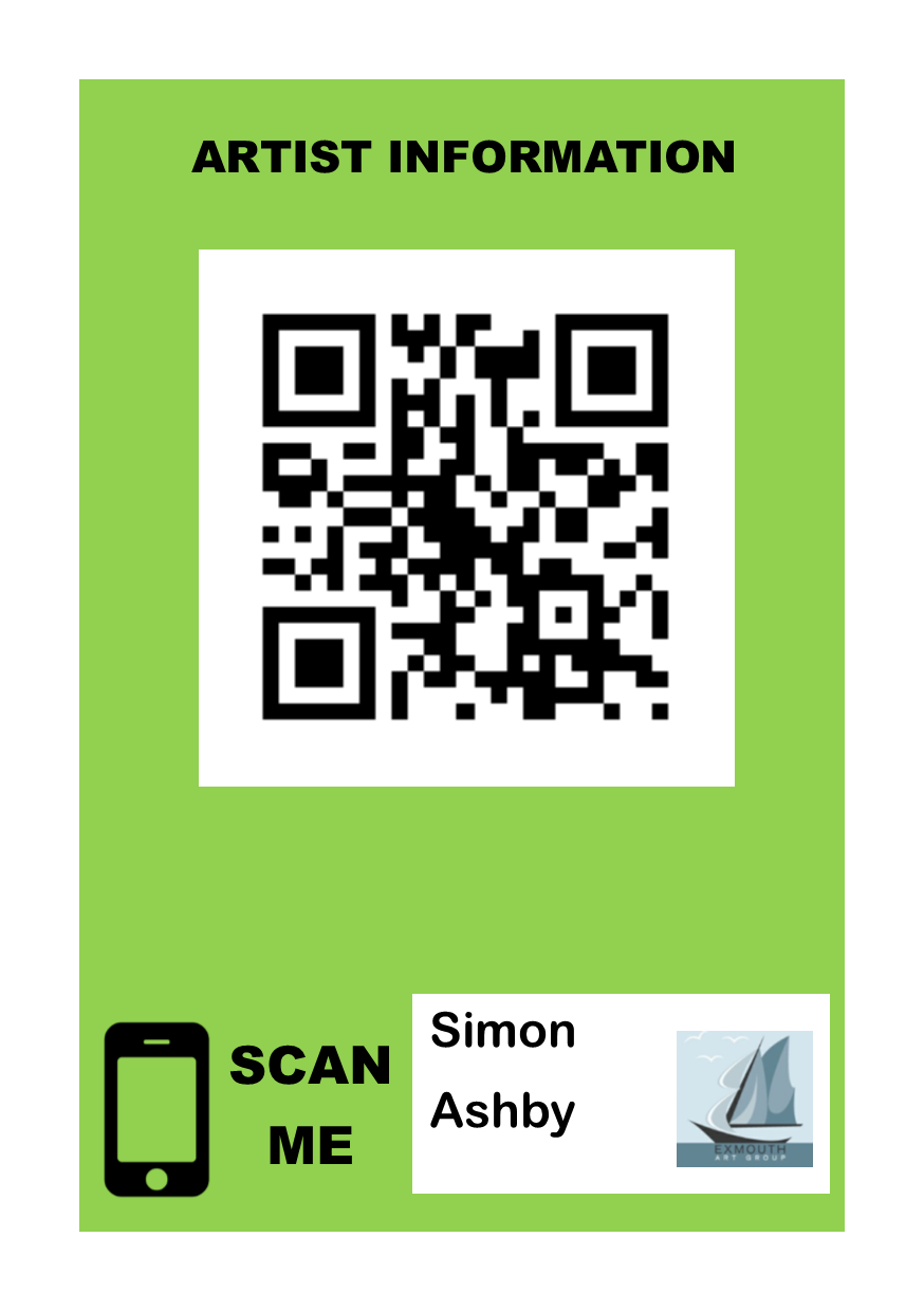 Ashby   qr code to artists