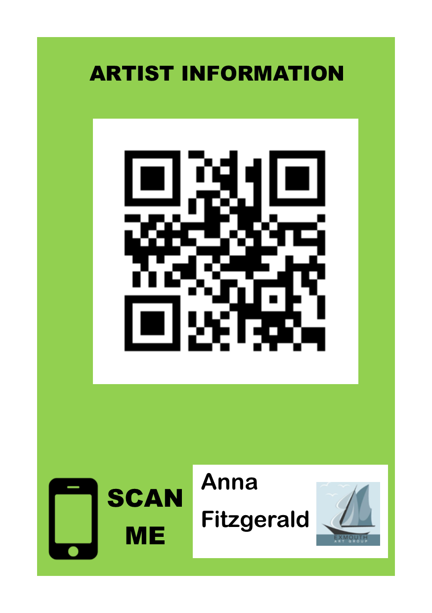 Fitzgerald   qr code to artists