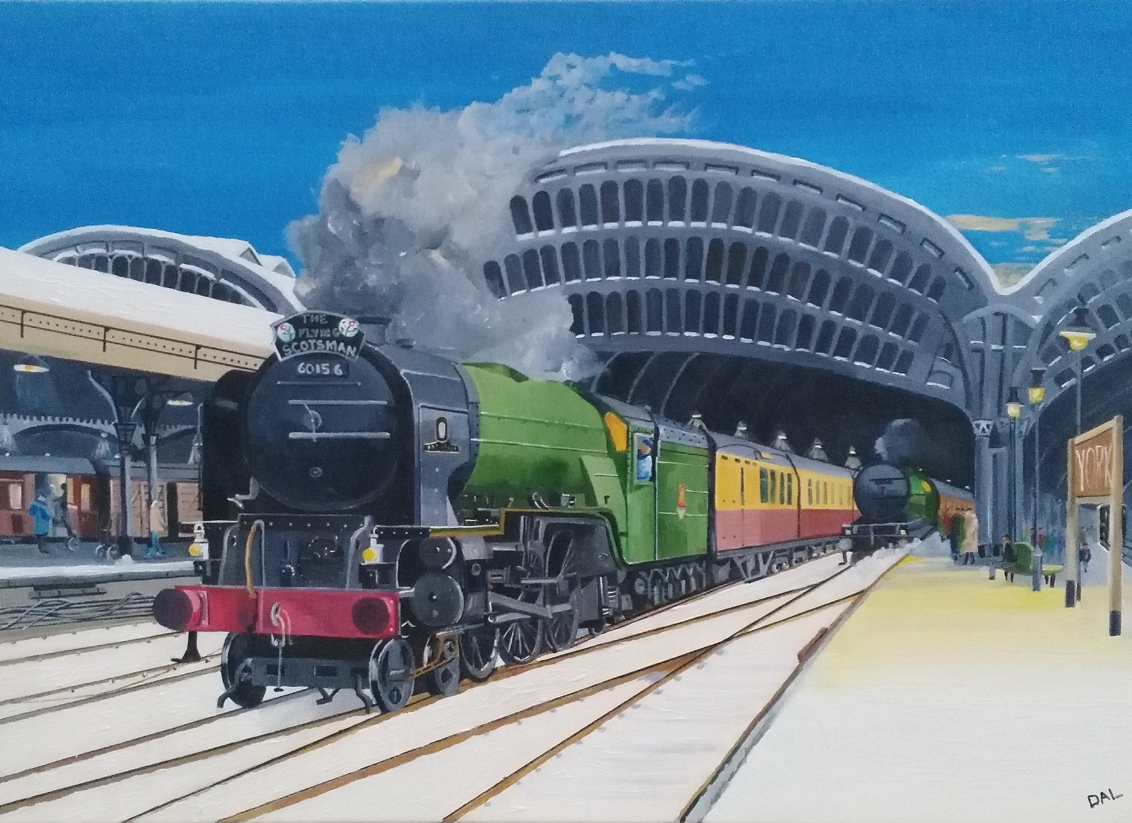 Dlowderflying scotsman 60