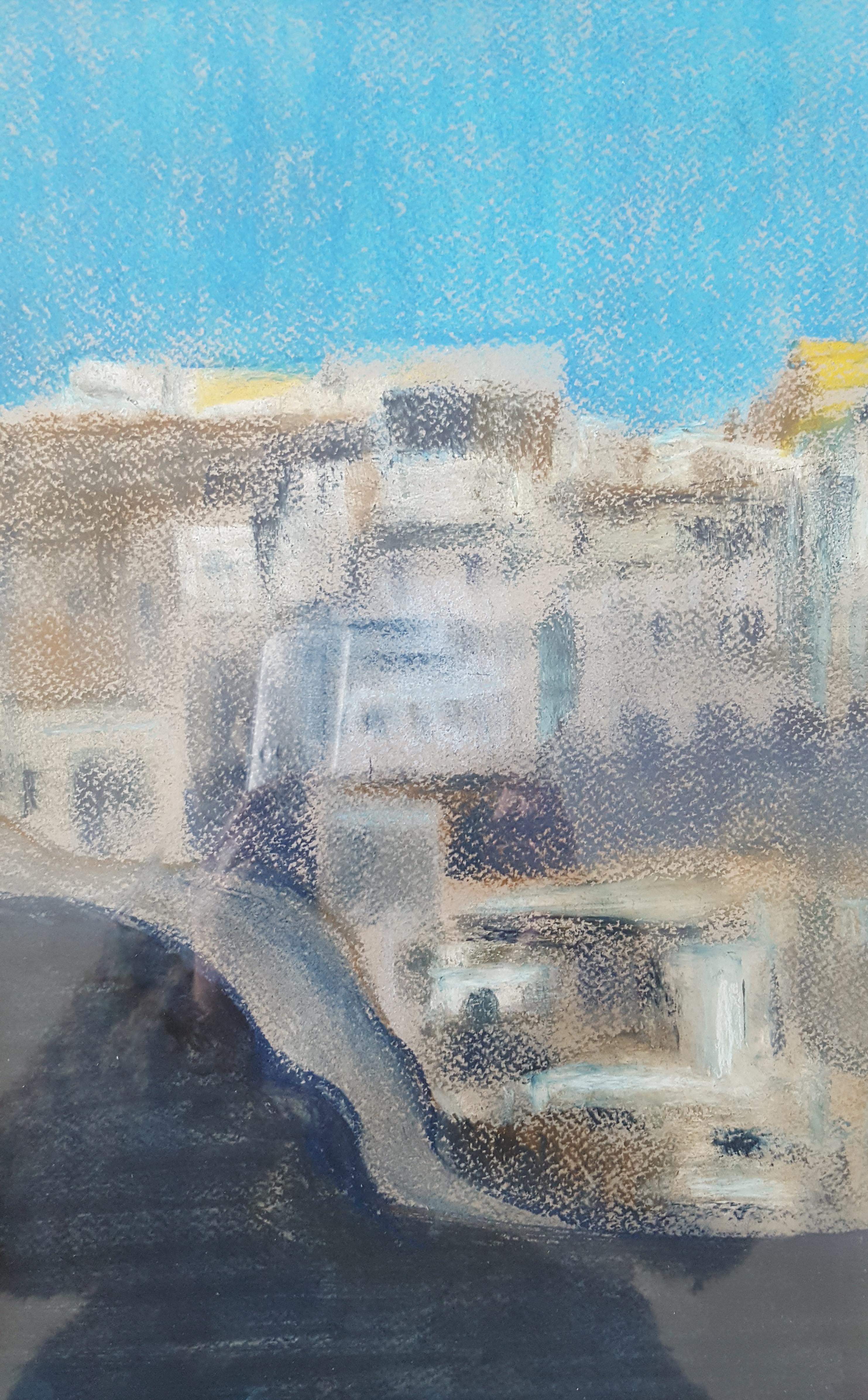 Trythall   italian townscape