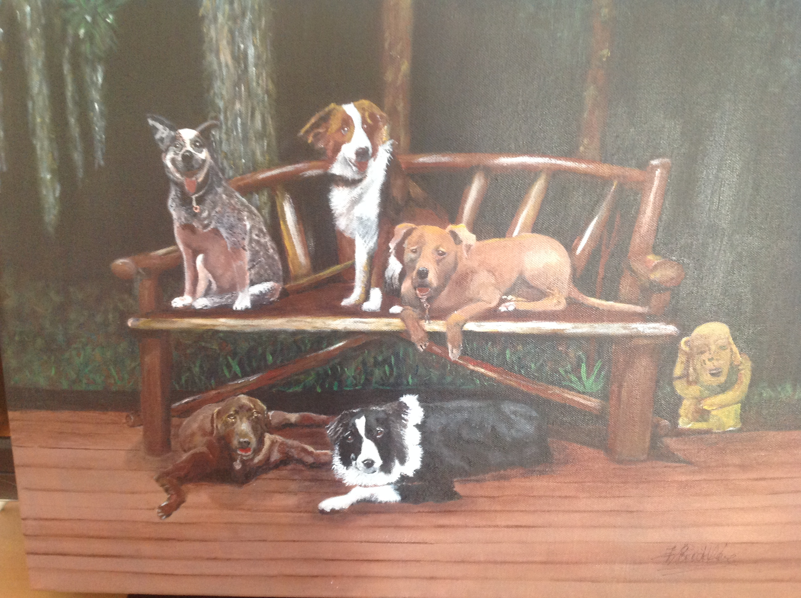 Bridle   colleen s dogs